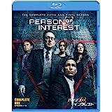 パーソン・オブ・インタレスト<ファイナル> コンプリート・セット(3枚組) [Blu-ray]