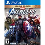 Marvel's Avengers Deluxe Edition (輸入版:北米) - PS4