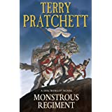 Monstrous Regiment: (Discworld Novel 31) (Discworld series)
