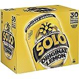 Solo Lemon Soft Drink, 30 x 375ml