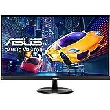 "Asus VP249QGR 23.8"" Gaming Monitor 144Hz Full HD (1920 x 1080) IPS 1ms FreeSync Extreme Low Motion Blur Eye Care DisplayPort"