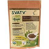 SVATV Gymnema Powder (Gymnema sylvestre) 1/2 LB, 08 oz, 227g USDA Certified Organic- Biodegradable Reselable Zip Lock Pouch,