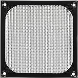 AINEX アルミ製ファンフィルター [ 120mm用 ] [ ブラック ] CFA-120B-BK