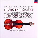 Vivaldi: Four Seasons Omaggi a Stradivardi