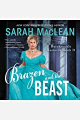 Brazen and the Beast: Library Edition (Bareknuckle Bastards) CD
