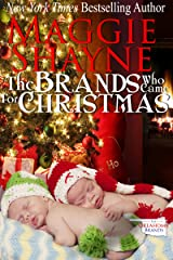 The Brands Who Came For Christmas (The Oklahoma Brands Book 1) Kindle Edition
