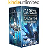 Carson Mach: The Complete Series: A Military Space Opera Box Set