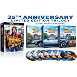 Back to the Future 4k Trilogy Steelbook Set