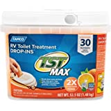 Camco 41183 Orange TST Drop-Ins Holding Tank Treatment, 30 Pack