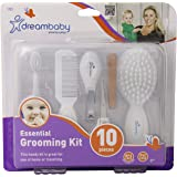 Dreambaby Essential Grooming Kit, White, 10 Count