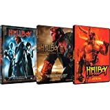 Hellboy Collection Pack (Hellboy / Hellboy 2: The Golden Army / Hellboy (2019))