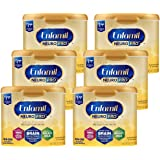 Enfamil NeuroPro Baby Formula Milk Powder, 20.7 Ounce (Pack of 6), Omega 3, Probiotics, Brain Support