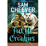 Turtle Croakies: A Magical Cozy Mystery with Talking Animals (Enchanting Inquiries Book 10)