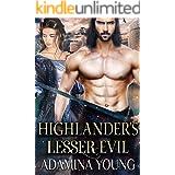 Highlander's Lesser Evil: A Scottish Medieval Historical Romance (Highlands' Deceptive Lovers Book 4)