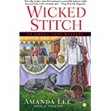 Wicked Stitch (Embroidery Mystery Book 8)