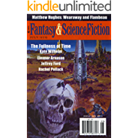 The Magazine of Fantasy & Science Fiction July/August 2012…