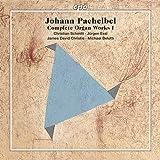 ヨハン・クリストフ・パッヘルベル:オルガン作品全集 第1集(Johann Pachelbel)[SACD-Hybrid…