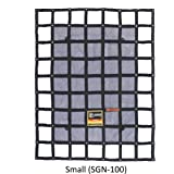 Gladiator Cargo Gear SGN-100 Cargo Net - Small 4.75' x 6'