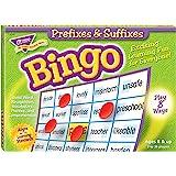 TREND enterprises, Inc. Prefixes & Suffixes Bingo Game