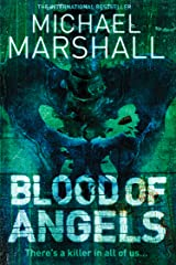 Blood of Angels (The Straw Men Trilogy, Book 3) Kindle Edition