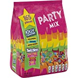 HERSHEY'S Halloween Candy Assortment, JOLLY RANCHER & TWIZZLERS, 165 Pieces