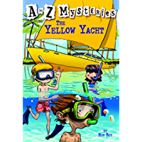 A to Z Mysteries: The Yellow Yacht (English Edition)