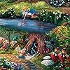ディズニー - 『ふしぎの国のアリス』(Alice in Wonderland)アリス(Alice) iPad壁紙 74091