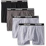 Gildan Platinum Men's 4-Pack Boxer Brief