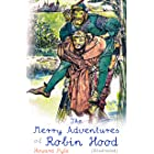 The Merry Adventures of Robin Hood (Illustrated): Children's Classics (Dover Children's Classics)