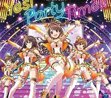 アイドルマスター  iPhone/Androidスマホ壁紙(1080×960)-1 - 「Yes! Party Time!!」島村卯月,渋谷凛,本田未央,赤城みりあ,安部菜々