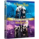 The Addams Family / Addams Family Values: 2 Movie Collection [Blu-ray]
