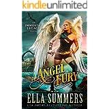 Angel Fury (Immortal Legacy Book 2)
