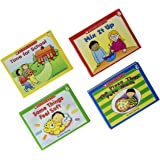 60 Scholastic Little Leveled Readers Learn to Read Preschool Kindergarten First Grade Children's Book Lot (15 Books Each in L