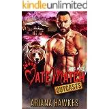 Wild Mate: Bear Shifter Romance (MateMatch Outcasts Book 6)