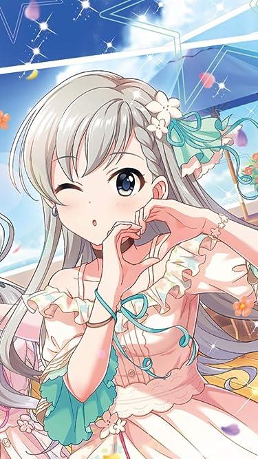 アイドルマスター  iPhone/Androidスマホ壁紙(480×854)-1 - 久川颯(ひさかわはやて)