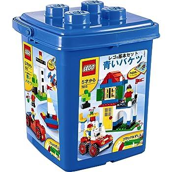 レゴ (LEGO) 基本セット 青いバケツ 7615