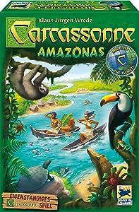 カルカソンヌ アマゾン (Carcassonne: Amazonas) ボードゲーム