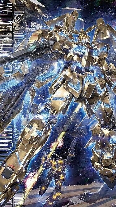 機動戦士ガンダム  iPhone/Androidスマホ壁紙(720×1280)-1 - RX-0 ユニコーンガンダム3号機 フェネクス