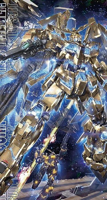 機動戦士ガンダム  iPhone/Androidスマホ壁紙(744×1392)-1 - RX-0 ユニコーンガンダム3号機 フェネクス