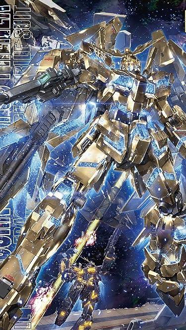 機動戦士ガンダム  iPhone/Androidスマホ壁紙(750×1334)-1 - RX-0 ユニコーンガンダム3号機 フェネクス
