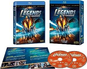 レジェンド・オブ・トゥモロー 〈ファースト・シーズン〉 コンプリート・ボックス(2枚組) [Blu-ray]