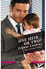 One Heir...Or Two? (Billionaires and Babies Book 77) Kindle Edition