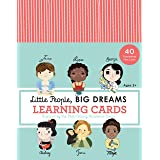 Learning Cards (Little People, Big Dreams): 40 Fascinating Fact Cards