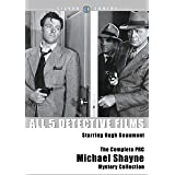 Complete Prc Michael Shayne Mystery Collection (Classicflix Silver Series)