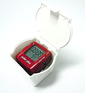 指輪型脈拍形 パルスプラス <レッド> Pulse Plus