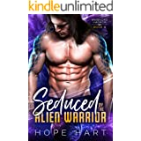 Seduced by the Alien Warrior: A Sci Fi Alien Romance (Warriors of Agron Book 4)
