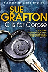 C is for Corpse: A Kinsey Millhone Novel 3 Kindle Edition