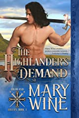 The Highlander's Demand (Highland Rogues Book 1) Kindle Edition