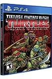 Teenage Mutant Ninja Turtles Mutants in Manhattan (輸入版:北米) - PS4