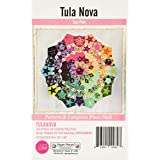 Paper Pieces Pack for Tula Nova Complete Set Pattern Included